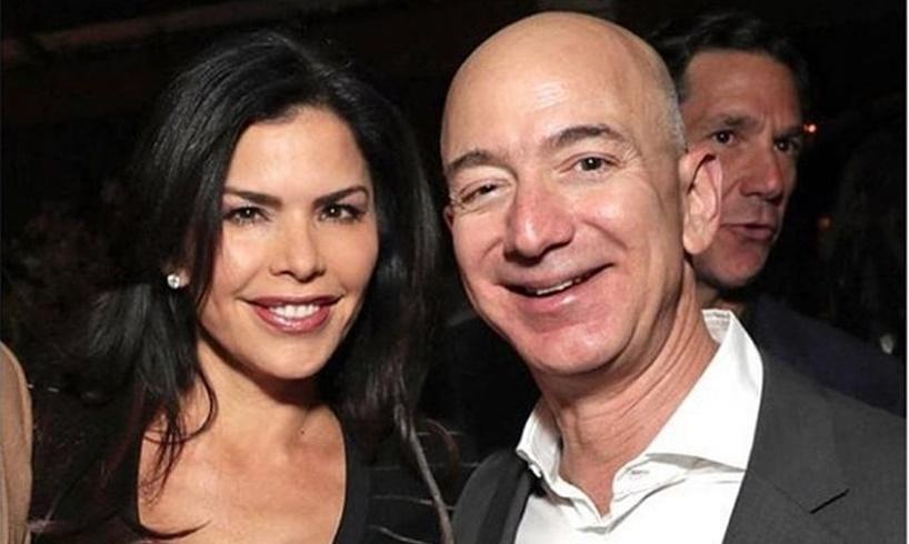 Lauren Sanchez Jeff Bezos Brother Michael