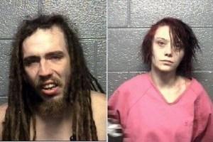 Eugene Chandler Jr. Shaleigh Brumfield Virginia Parents Arrested