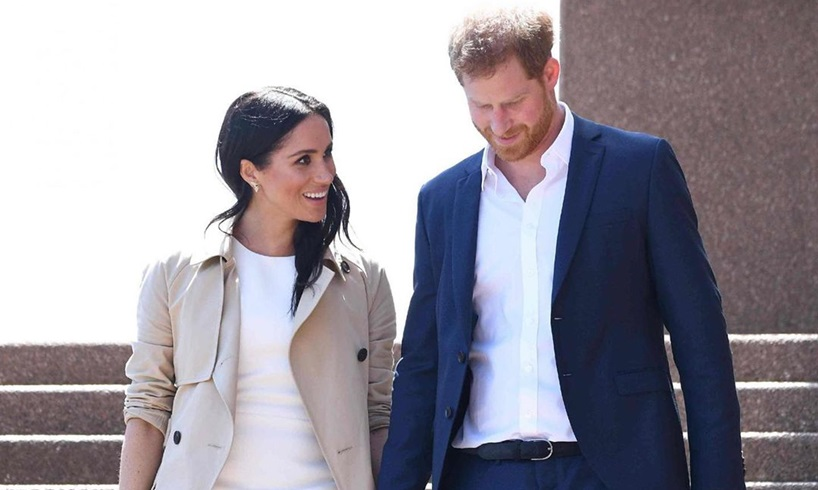 Meghan Markle Prince Harry Moving To The U.S.
