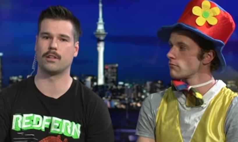 Josh Thompson Jack Support Clown Firing