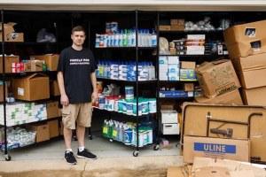 Matt Colvin Noah Tennessee Hand Sanitizers Hoarding Brothers Coronavirus