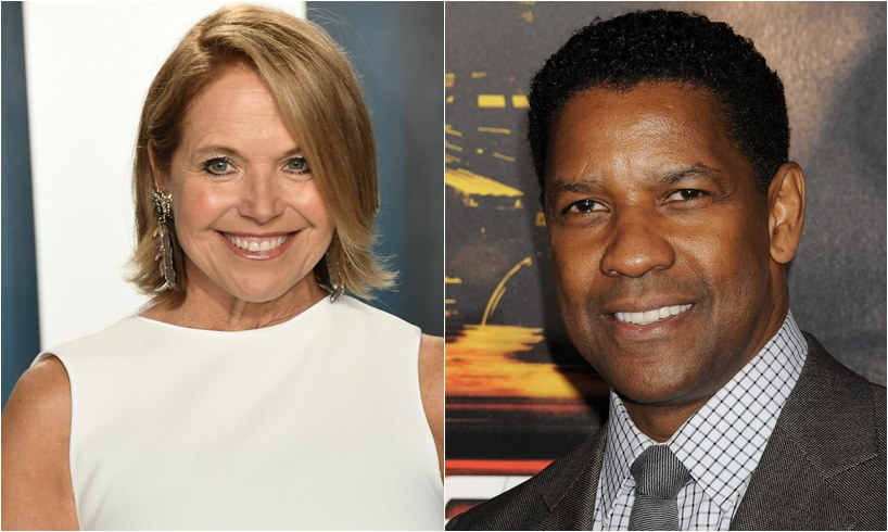 Katie Couric Denzel Washington 'Dateline' Interview