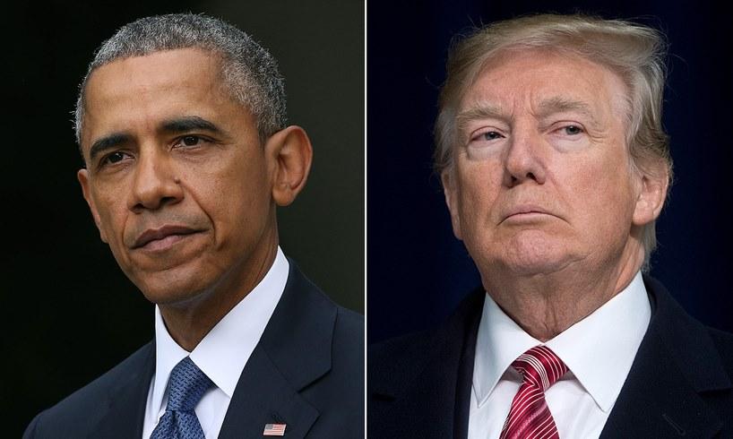 Barack Obama President Donald Trump Coronavirus Response