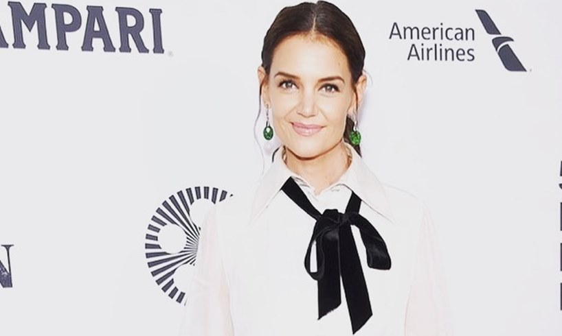 Katie Holmes Thandie Newton Instagram Follow Tom Cruise