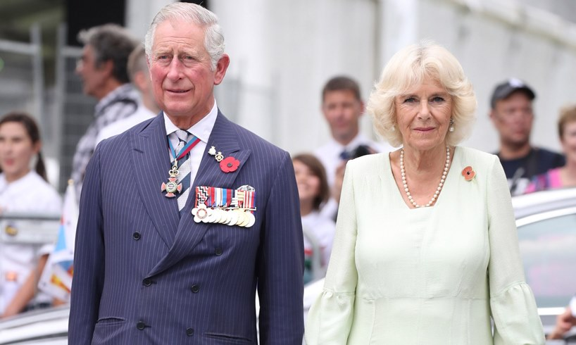 Prince Charles Camilla Parker Bowles Queen