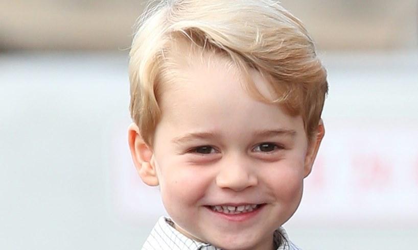 Prince George Kate Middleton Prince William