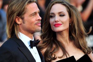 Brad Pitt Getting Close Again With Angelina Jolie