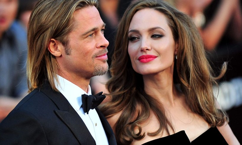 Brad Pitt Getting Close Again With Angelina Jolie