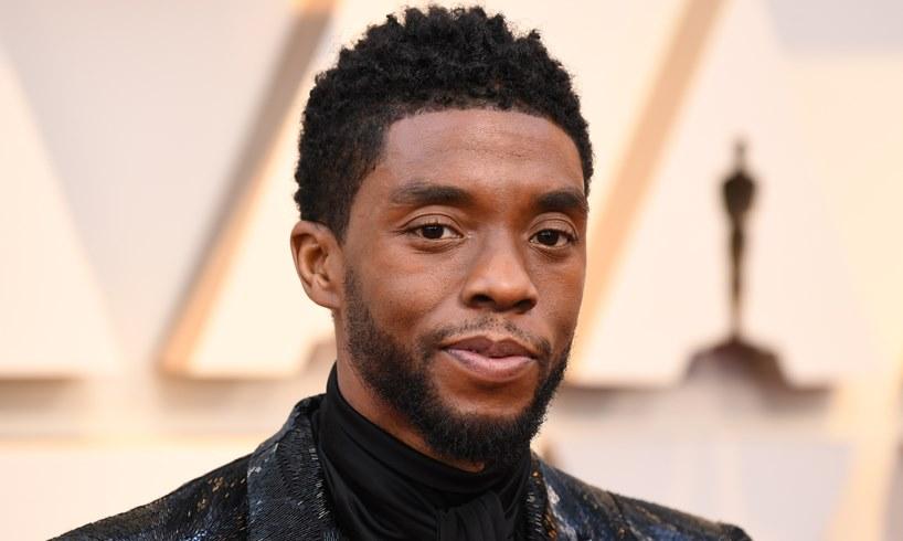 Chadwick Boseman Kamala Harris 'Black Panther' Star Vote