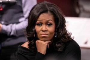 Michelle Obama Depressed President Donald Trump