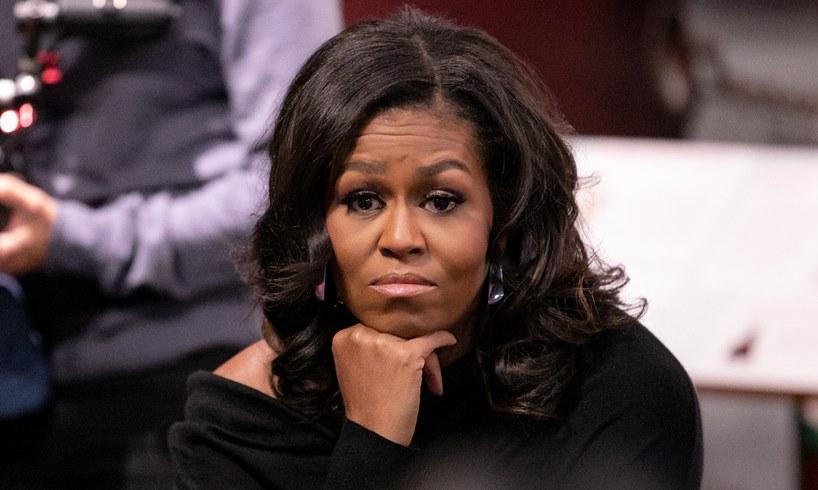 Michelle Obama Blames President Donald Trump For Her ...