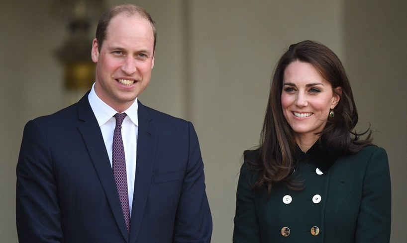 Prince William Kate Middleton Liverpool Barcelona Match
