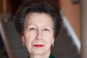 Princess Anne's Birthday Mother Honor