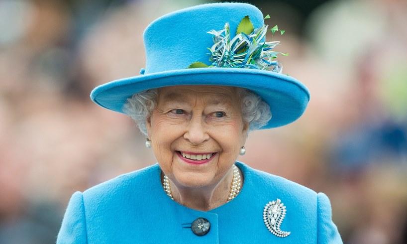 Queen Elizabeth Prince Harry Meghan Markle's Wedding Tiara