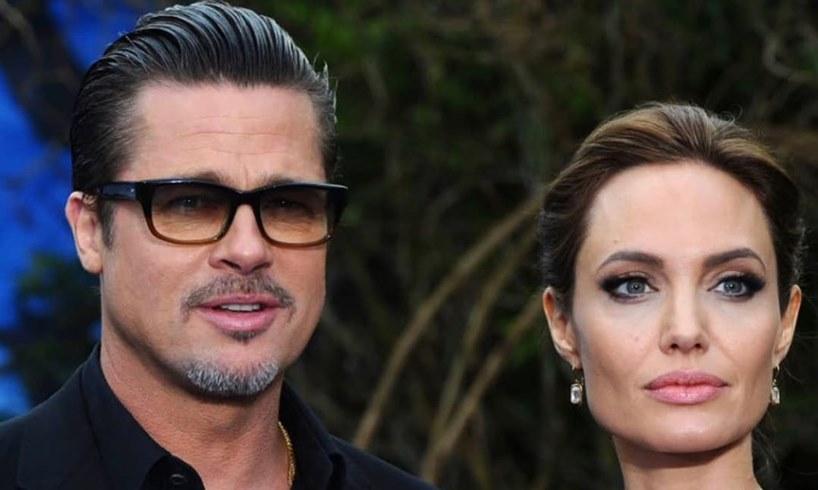 Brad Pitt Angelina Jolie Nicole Poturalski France Trip