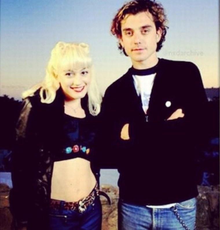Gwen Stefani Gavin Rossdale Photoshop