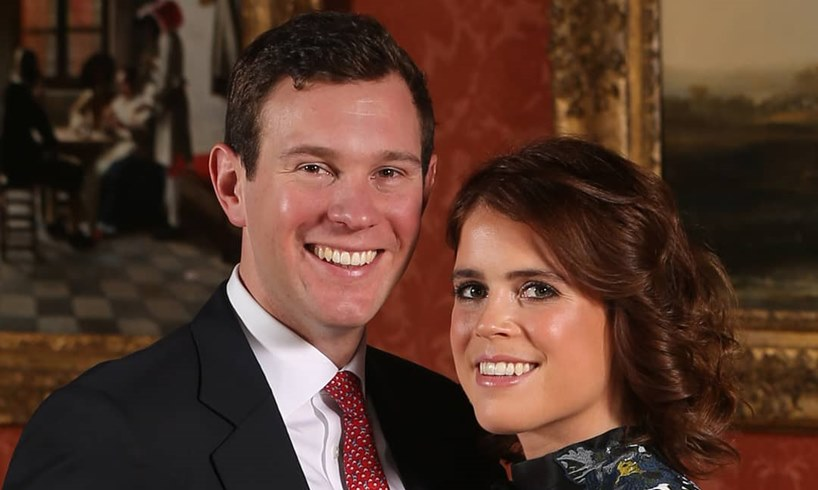 Jack Brooksbank Princess Eugenie Pregnant