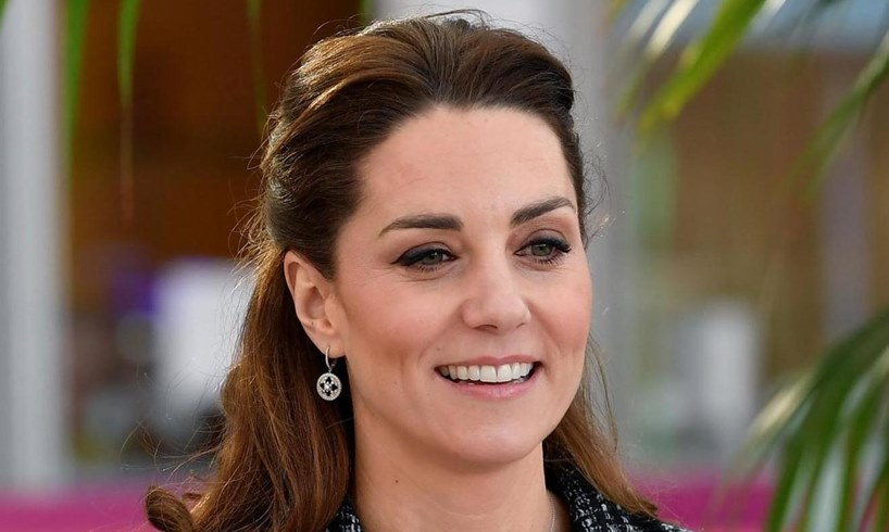 Kate Middleton Queen Elizabeth II Motherhood