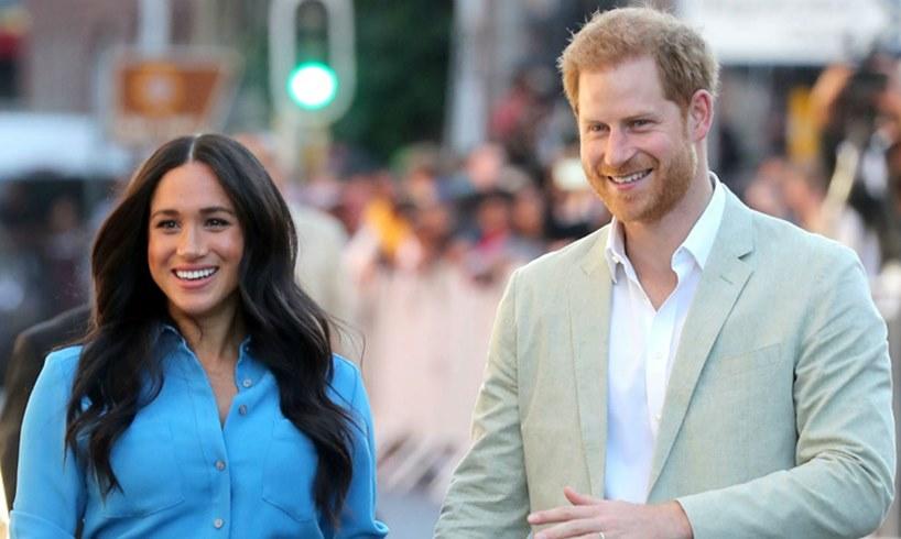 Meghan Markle Prince Harry Netflix Deal
