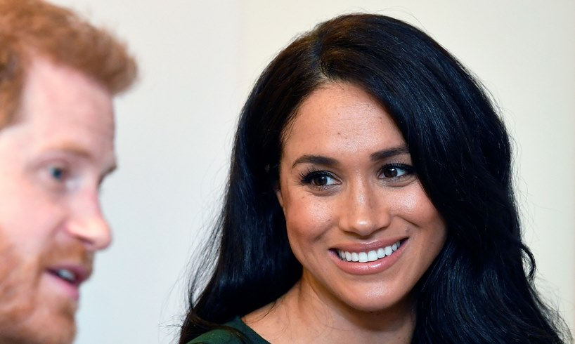 Prince Harry Meghan Markle Pregnant With Baby Number 2