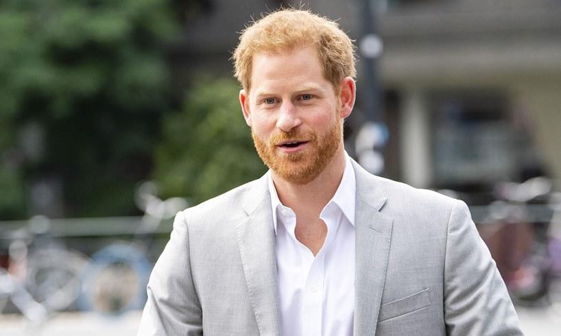 Prince Harry Philip Meghan Markle Move To California