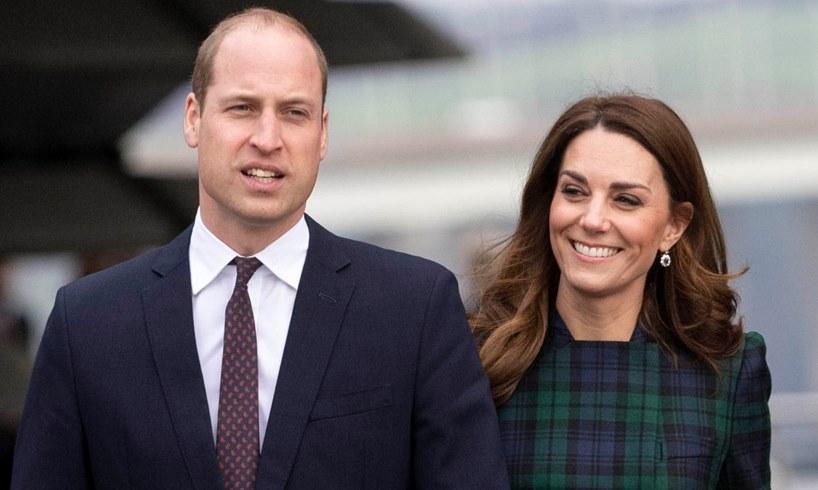 Prince William Kate Middleton Video Sparks Drama Harry Meghan Markle