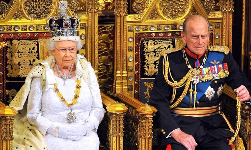 Queen Elizabeth Prince Philip Windsor After Summer Break Before Christmas