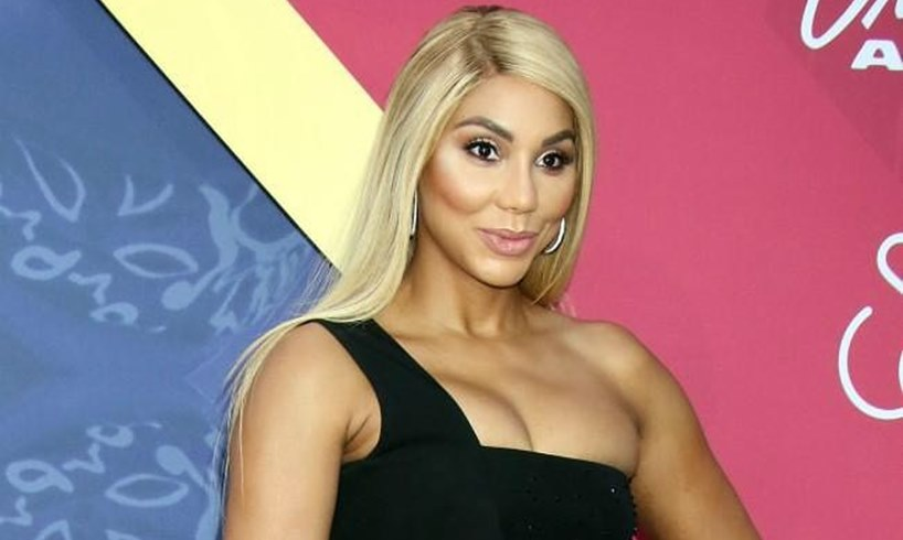 Tamar Braxton Says Too Much About Photo With Son