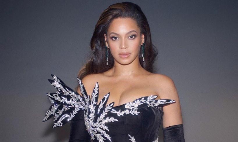Beyonce British Vogue Kennedi Carter