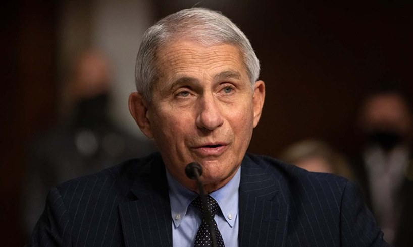 Dr. Anthony Fauci Makes Heartbreaking Confession Daughters Thanksgiving Plans