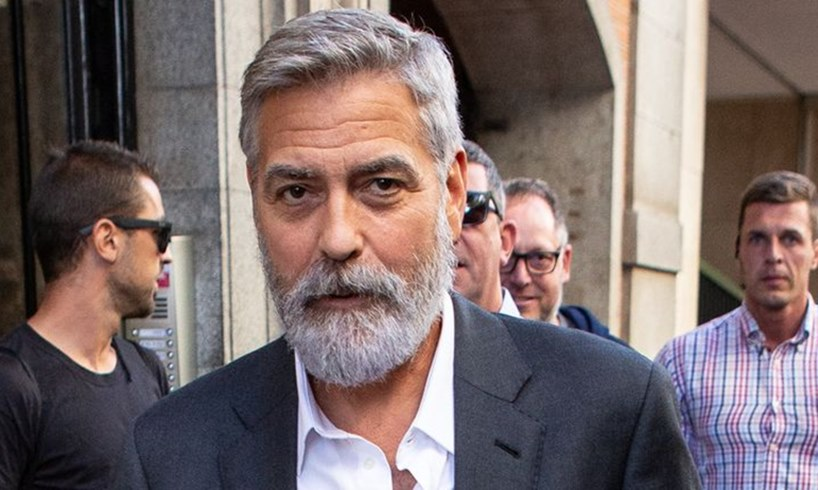 George Clooney's Neighbor Claims To Know Actor's Next Big Step George-Clooney-Amal-Husband-Possible-Political-Future-Neighbor