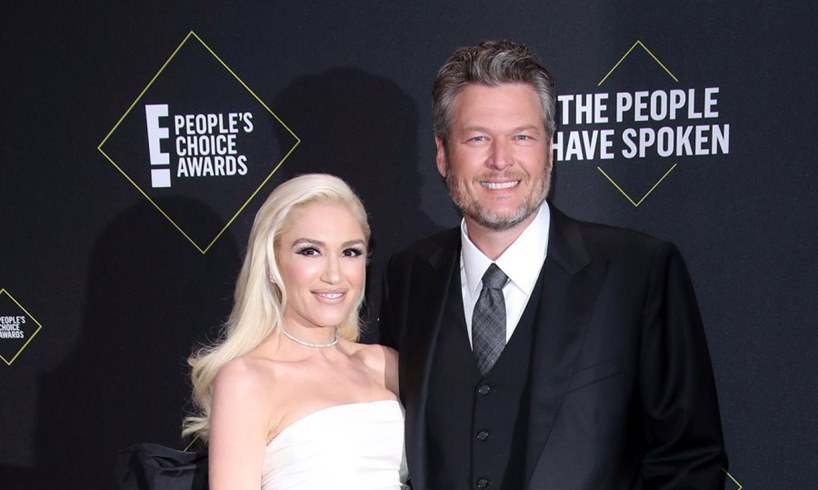 Gwen Stefani Blake Shelton The Voice Marriage