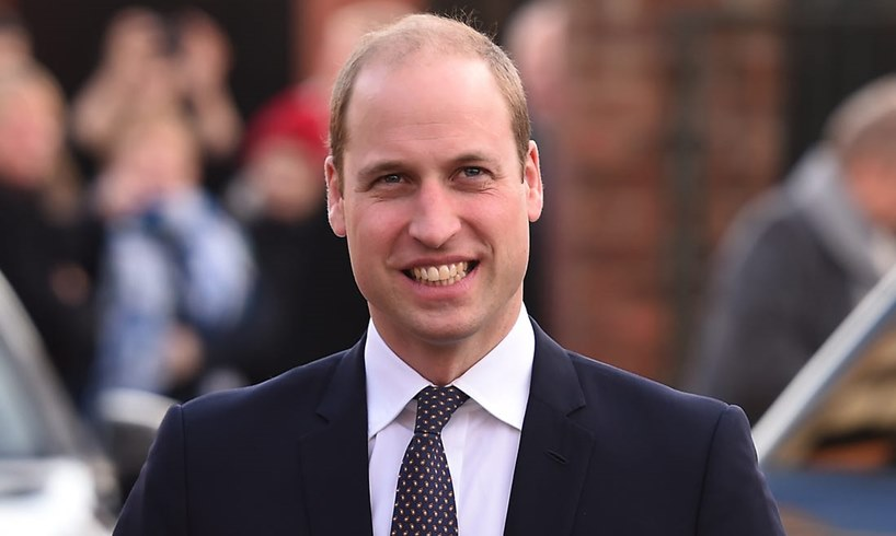 Prince William Harry Charles Climate Change