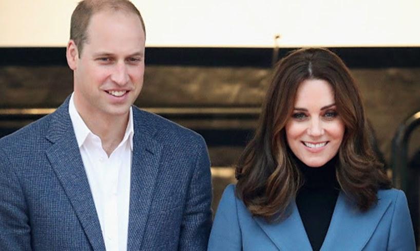 Prince William Kate Middleton Ukraine President