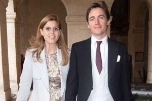 Princess Beatrice Husband Edoardo Mapelli Mozzi Parenting