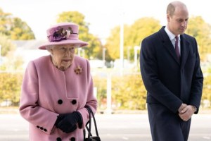 Queen Elizabeth II Prince William Joint Appearance Kate Middleton