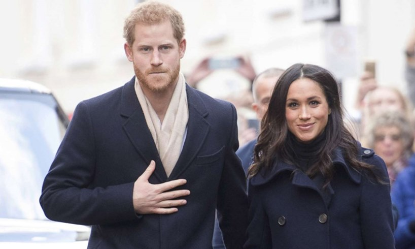 Prince Harry Meghan Markle Remembrance Sunday War Queen Elizabeth