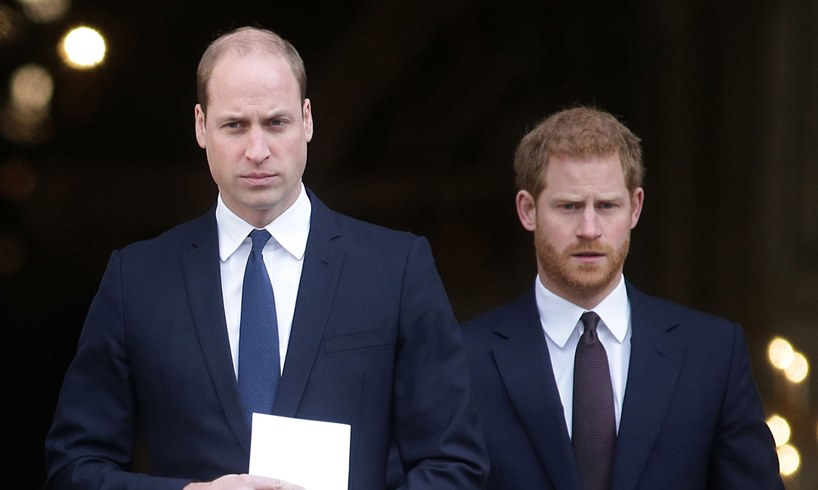 Prince William Harry PEOPLE Sexiest Royal Alive