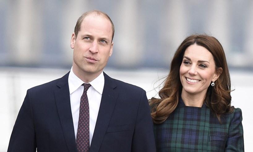 Prince William Kate Middleton Jack Whitehall Flirt