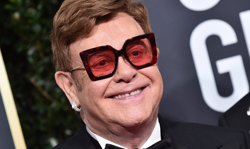 Elton John Tell-All Interview Madonna Feud
