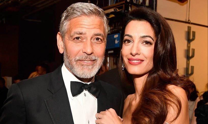 George Clooney Wife Amal Meryl Streep