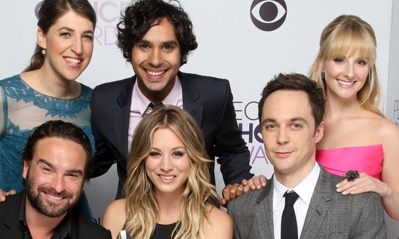 Kaley Cuoco The Big Bang Theory Jim Parsons