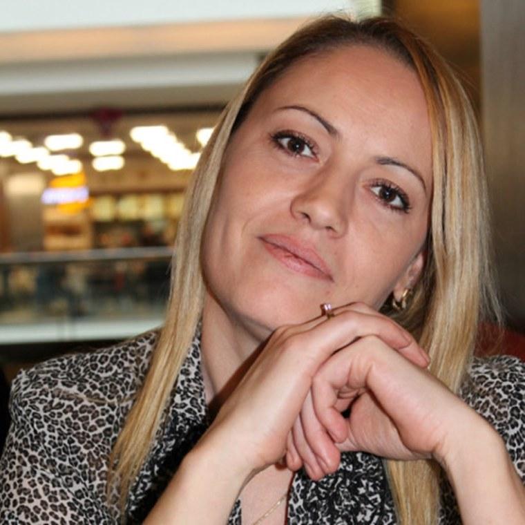 Praskovya Leikovic Comrat Moldova Daughter Anna
