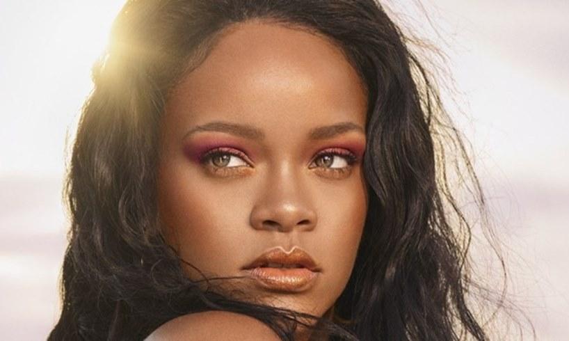 Rihanna Makeup Skincare Lined Up Next Year