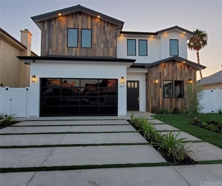 Tamar Braxton New Home Photo