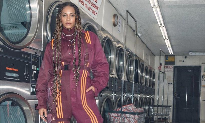 Beyonce Jay-Z Twins Modeling IVY Park