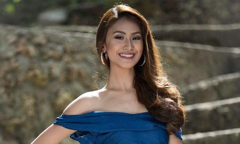 Christine Angelica Dacera Philippines Flight Attendant