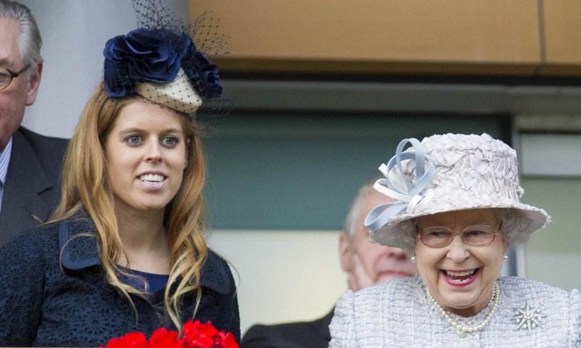 Princess Beatrice Queen Elizabeth II Wedding Dress