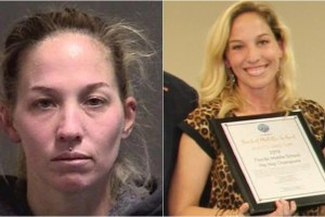Hayley Morgan Hallmark Florida Teacher Arrested