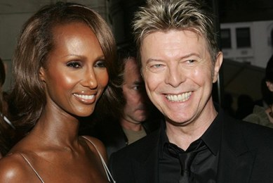 Iman David Bowie Daughter Lexi Jones Takes On Troll